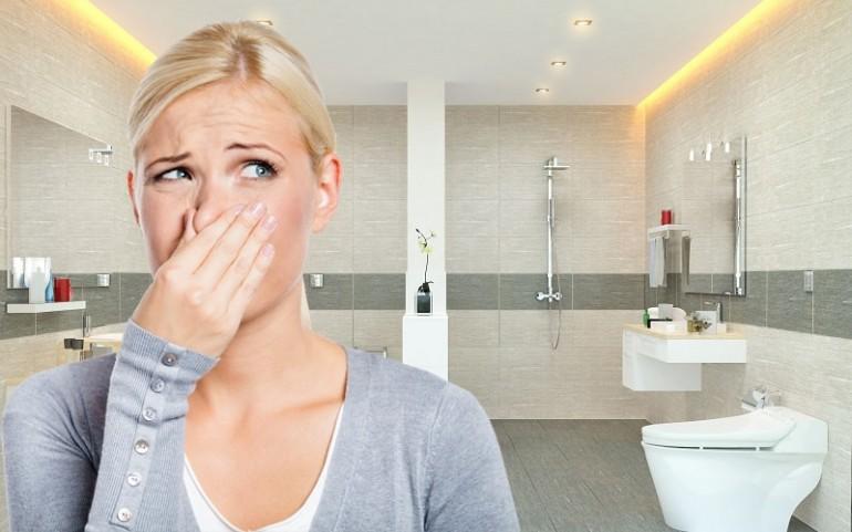 Tuvaletten Gelen Kötü Koku Tespiti